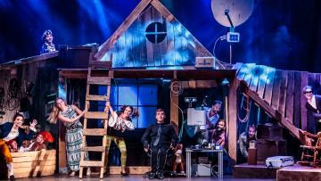 Magyarock Dalszínház: A padlás 28