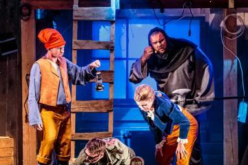 Magyarock Dalszínház: A padlás 10