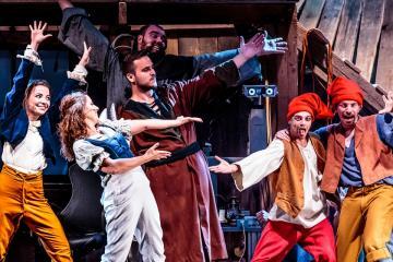 Magyarock Dalszínház: A padlás 36