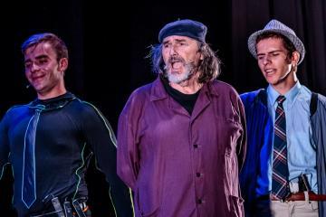 Magyarock Dalszínház: A padlás 21