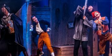 Magyarock Dalszínház: A padlás 02