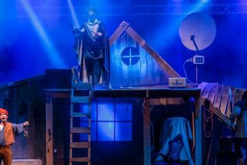 Magyarock Dalszínház: A padlás 01
