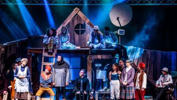 Magyarock Dalszínház: A padlás 30