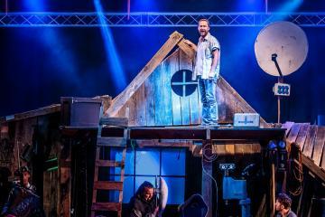 Magyarock Dalszínház: A padlás 17