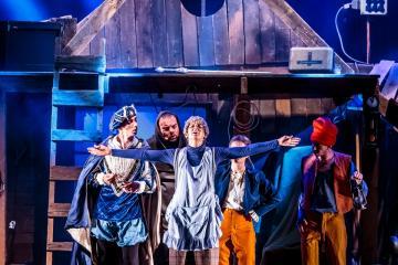Magyarock Dalszínház: A padlás 12