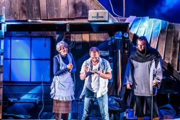 Magyarock Dalszínház: A padlás 13