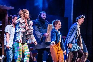 Magyarock Dalszínház: A padlás 24