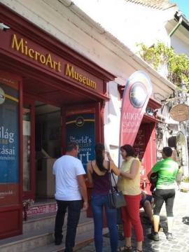 MicroArt Mikro Csodák múzeum 01