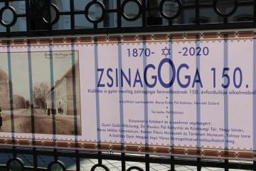 Győri zsinagóga kiállítás 11
