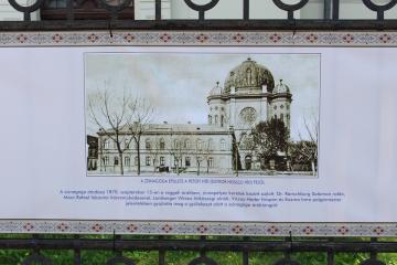Győri zsinagóga kiállítás 14