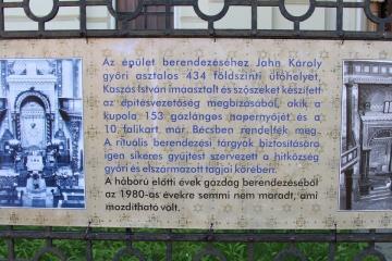 Győri zsinagóga kiállítás 15