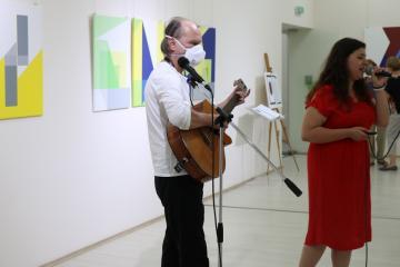 Sz. Kovács Ildikó kiállítása 02