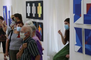 Sz. Kovács Ildikó kiállítása 04