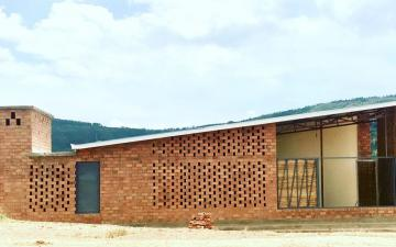 15 Faluház, Ruanda