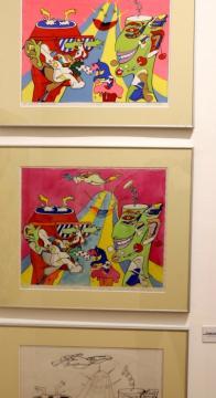 Farsang Sándor kiállítás 29