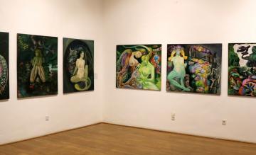 Farsang Sándor kiállítás 01