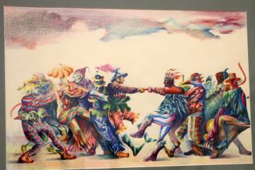 Farsang Sándor kiállítás 27