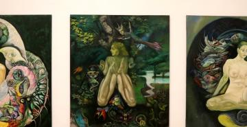 Farsang Sándor kiállítás 02