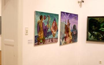 Farsang Sándor kiállítás 05