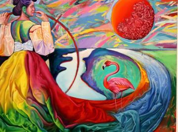 Farsang Sándor kiállítás 10