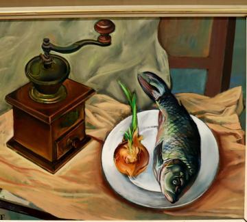 Farsang Sándor kiállítás 16