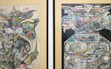 Farsang Sándor kiállítás 25