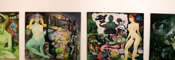 Farsang Sándor kiállítás 03