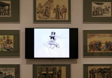 Farsang Sándor kiállítás 23