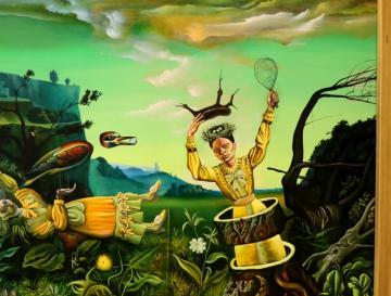 Farsang Sándor kiállítás 14