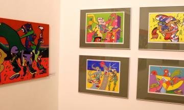 Farsang Sándor kiállítás 20