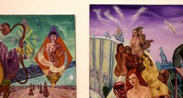 Farsang Sándor kiállítás 06