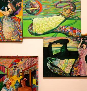 Farsang Sándor kiállítás 04