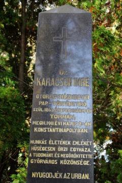 Győr, Nádorvárosi köztemető 07