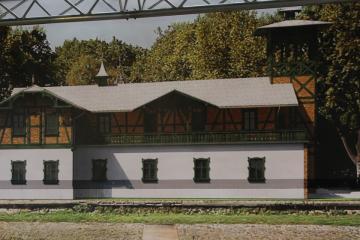 Győré a Spartacus csónakház 30