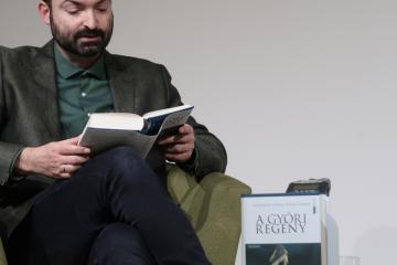 Mészáros Urbán Szabó Gábor: A győri regény 01
