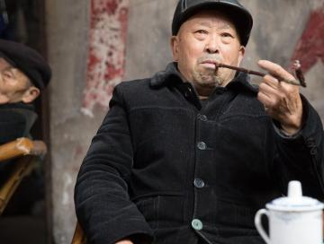 Szabó Béla: 100 éves teaház, Kína