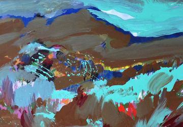 Gaál András kiállítása - Őszi impresszió