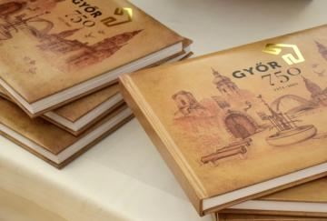 Győr 750 album 07