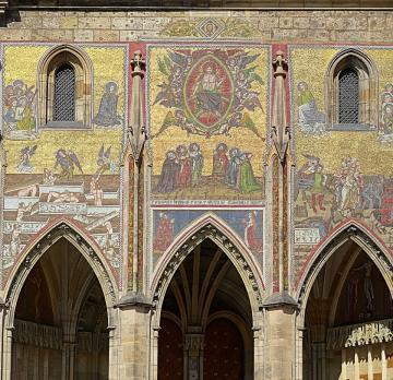A prágai Szent Vitus-székesegyház 18