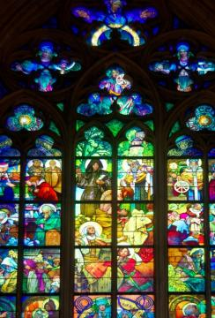 A prágai Szent Vitus-székesegyház 21