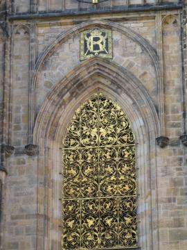 A prágai Szent Vitus-székesegyház 14