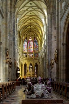 A prágai Szent Vitus-székesegyház 19