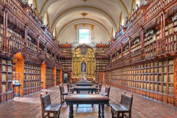 Biblioteca Palafoxiana 01