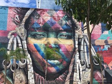 Mural das Etnias 06