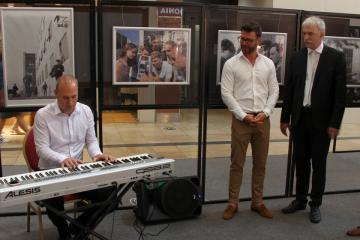 75 éves a Hild Technikum - kiállítás 08