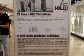 75 éves a Hild Technikum - kiállítás 14