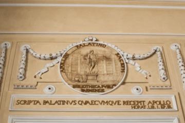 A pármai Palatina Könyvtár 14