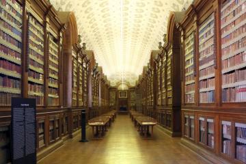 A pármai Palatina Könyvtár 01