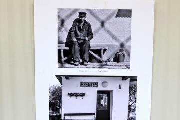 Baross Gábor-emlékfal és MÁV ART kiállítótér 26