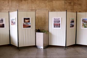 Baross Gábor-emlékfal és MÁV ART kiállítótér 16
